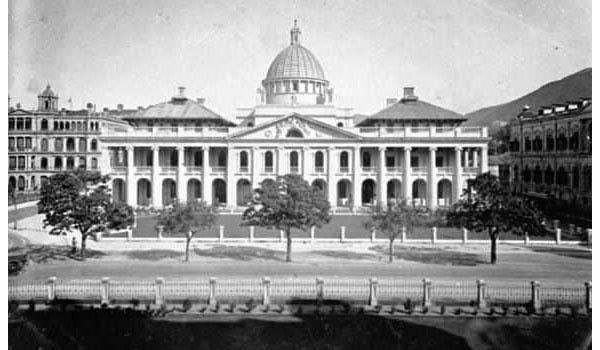 1985年9月26日.首次立法局間接選舉