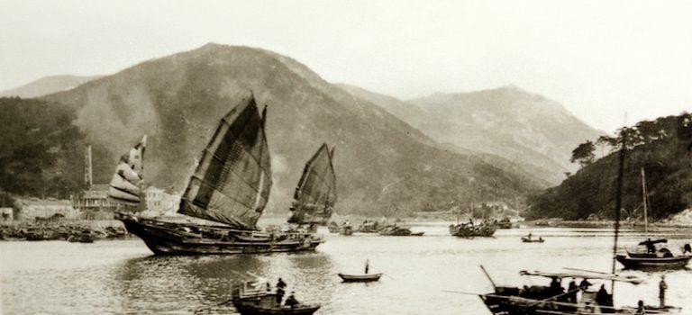 香港仔的海鮮舫